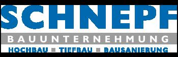 Schnepf Bauunternehmung Logo